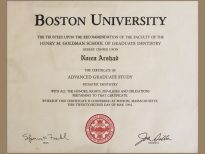 University of Boston - Henry M. Goldman School of Graduate Dentistry